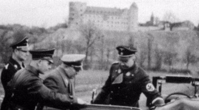 Himmler and Wewelsburg